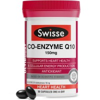 (POP UP AIA) Swisse Ultiboost Co-Enzyme Q10 150mg 50 Caps (exp November 2020)