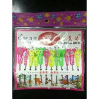 Korek Kuping Karakter  Ear Cleaner