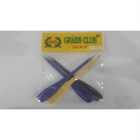 Golf Pencil Plastic SC-3604