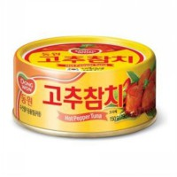 Dongwon Hot Pepper Tuna 150g