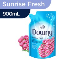 Downy Pelembut Pakaian Sunrise Fresh Refill 900ml