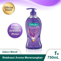 Palmolive Aromatheraphy Absolute Relax Shower Gel/Sabun Mandi 750ml