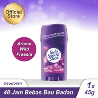 Lady Speed Stick Wild Freesia Deodorant/Deodoran 45gr