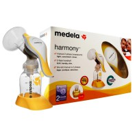 MEDELA HARMONY LIGHT MANUAL BREASTPUMP POMPA ASI MANUAL