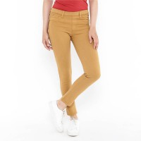 Mobile Power Ladies Legging Long Pants - Brown F3408