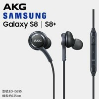 Headset AKG Samsung S8 / S8+ Original Earphone Handsfree Universal