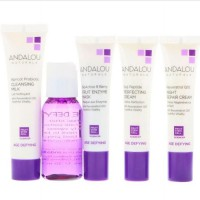 Andalou Naturals Age Defying Skin Care Trial Travel Gift Set Size