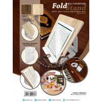 Fold stand Baca Iqro - Fold stand Tablet / Smartphone
