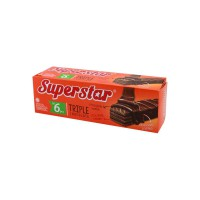 Wafer Cokelat Superstar
