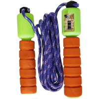 Tali Lompat Skipping Colorful - Jumping Rope - 9 feet