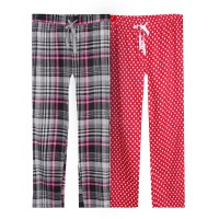 NEW! WOMEN PAJAMAS PANT SLEEPWEAR//CELANA TIDUR WANITA//CELANA PANJANG//GOOD QUALITY//3 COLORS//100% COTTON