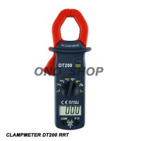 Clamp Meter DT 200 RRT