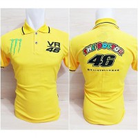 Polo Valentino Rossi Kuning VR 46