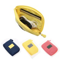 Cable Pouch KECIL - Hp & Accessories Organizer Bag - 3 Warna Pilihan