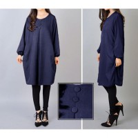 Women tunic/ Blouse Wanita / Fit to XL