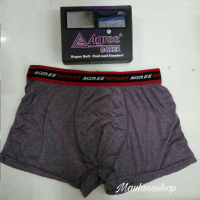 BOXER / CELANA DALAM PIA BOXER / AGREE / SUPE SOFT COOL AND COMFORT