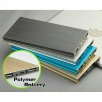 Power Bank Xiaomi Stainless 100.000 Mah ( Grade A ) Polymer Battery