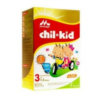 Chilkid regular VANILA ATAU MADU 800gr / chil kid