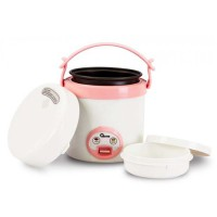 Oxone OX-182 CUTE Rice Cooker 0.3 Lt - Pink