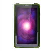 Smart Tablet 7 inch Dual Camera Dual SIM Card Phone Call With For Android 4.2—green|ZB158903