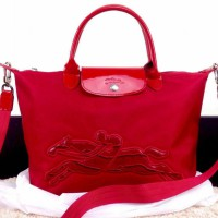 DJ Fashion The Elegant Woman Bag - Red Only