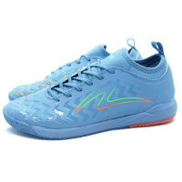 NEW Sepatu Futsal Specs Cyanide Galaxy IN (Dark Lead Modular) Murah