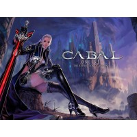 VOUCHER GAME CABAL ONLINE 10.000 - MURAH - SE-INDONESIA -PROMO