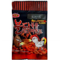 Murgerbon Hot & Spicy Almond 30g / Buldak Almond Korea
