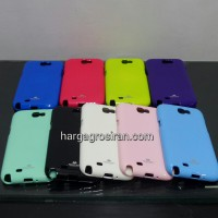 Jelly Case Mercury Samsung Note 2