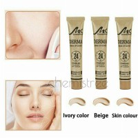 Mk liquid foundation waterproof high coverage make up professional
