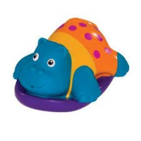 Sassy Boogie Board Buddle - Hippo