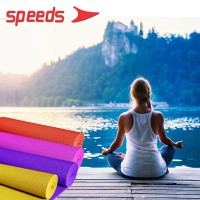 MATRASS YOGA MAT KARPET YOGA ORIGINAL SPEEDS TEBAL 7mm FREE TAS