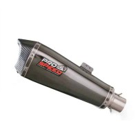ProSpeed Muffler Shark Black Slip On New Honda CB150R