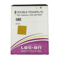Log On Battery Baterai Double Power Mito A260 - 3000mah