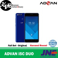Hp android murah Advan i5C DUO - Original - Garansi
