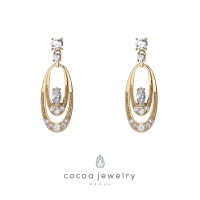 Cocoa Jewelry Anting Wind Blows