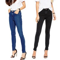 Branded Skinny Denim/ Ladies Denim/ Celana Jeans