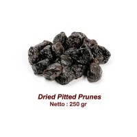 Dried Pitted Prunes 250gr
