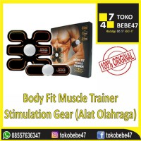 Pads Body Fit Muscle Trainer - Stimulation Gear Alat Olahraga