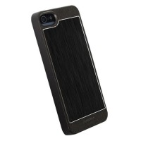 Krusell Alu Cover iPhone 5/5s - Black Pain