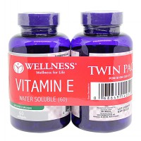 (POP UPA AIA) Wellness Vitamin E Water Soluble (60) BOGO