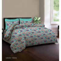 KING RABBIT Bed Cover Single + Seprai - KIDS FAVORIT Ukuran 180x200 cm