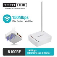 TOTOLINK N100RE - 150Mbps Mini Wireless N Router