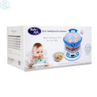 Baby Safe 10 in 1 Multifunction Steamer / Baby Safe Sterilizer dan Steamer Multifungsi