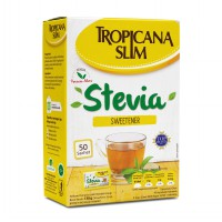 BUY ONE GET ONE Tropicana Slim Stevia 50 sachet [get 2 boxes]