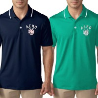 Mens Short Sleeve Kaos Polo Shirts Available In 2 Colors