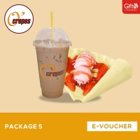 O CREPES - PACKAGE 5