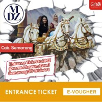 DMZ SEMARANG - Entrance Ticket to 3D Trick Art
