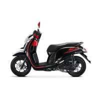 ALL New Honda Scoopy eSP tema Sporty Active BANDUNG