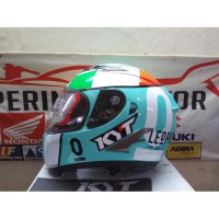 Helm KYT VENDETTA II LEOPARD LOCATELLI SE World Class Helmet